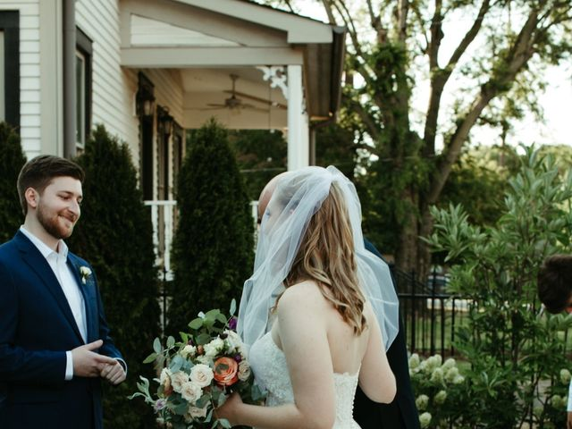 Stephen and Allie's Wedding in Nashville, Tennessee 42
