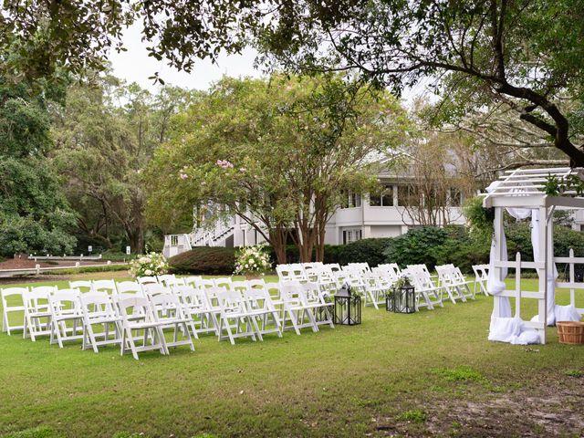 Jonathan and Taylor's Wedding in Pawleys Island, South Carolina 9