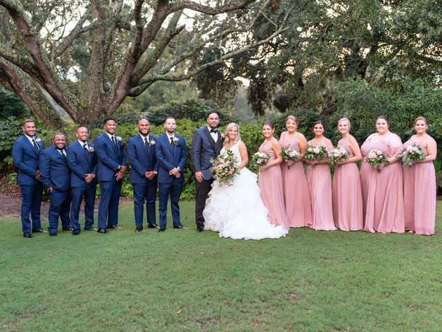 Jonathan and Taylor's Wedding in Pawleys Island, South Carolina 55