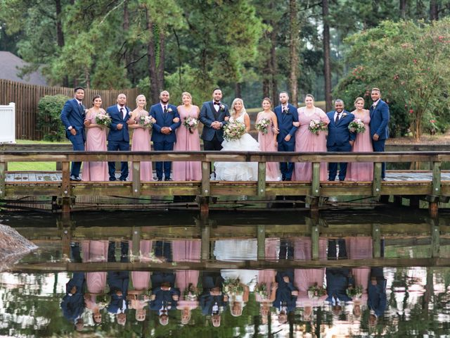 Jonathan and Taylor's Wedding in Pawleys Island, South Carolina 2