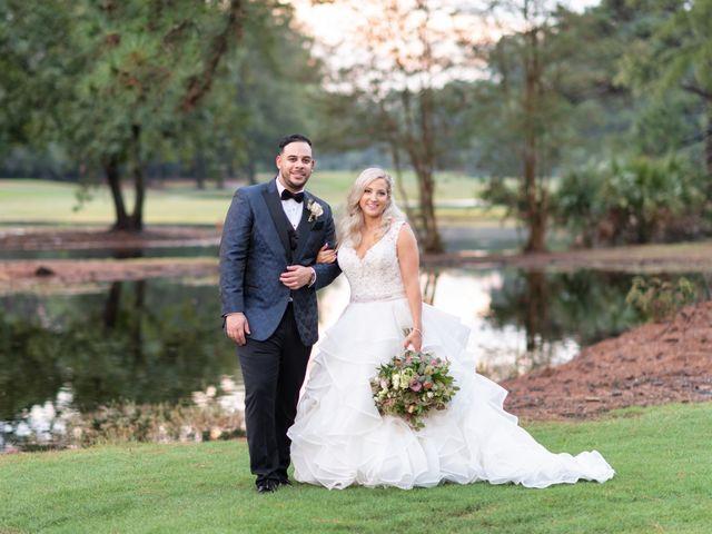 Jonathan and Taylor's Wedding in Pawleys Island, South Carolina 63