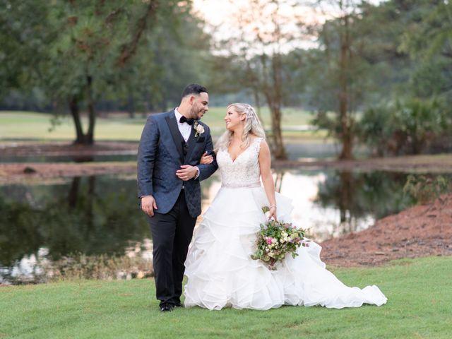 Jonathan and Taylor's Wedding in Pawleys Island, South Carolina 64