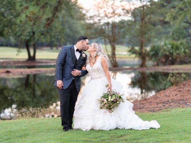 Jonathan and Taylor's Wedding in Pawleys Island, South Carolina 65