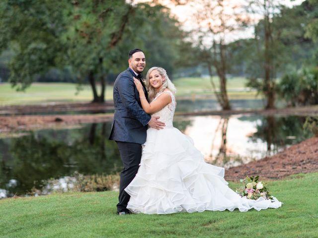 Jonathan and Taylor's Wedding in Pawleys Island, South Carolina 67