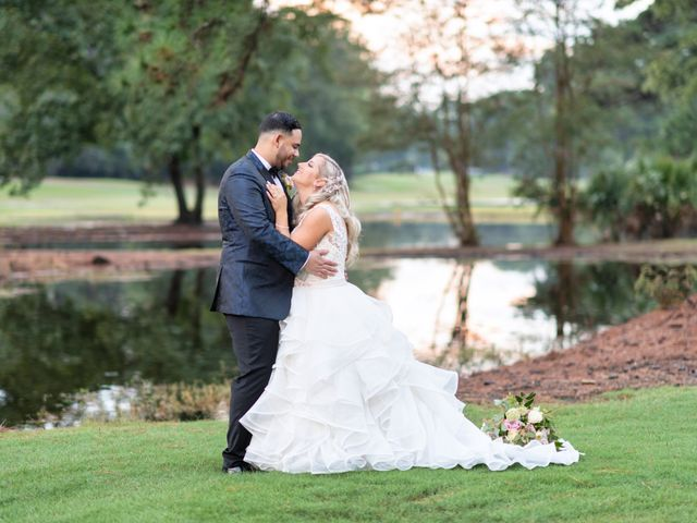 Jonathan and Taylor's Wedding in Pawleys Island, South Carolina 68