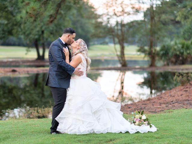 Jonathan and Taylor's Wedding in Pawleys Island, South Carolina 69