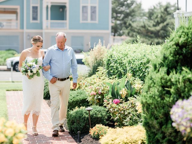 Jason and Shelby's Wedding in Cape May, New Jersey 6