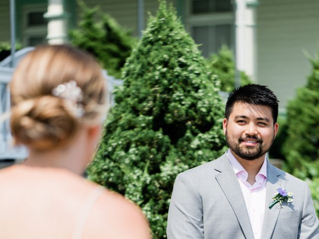 Jason and Shelby's Wedding in Cape May, New Jersey 7