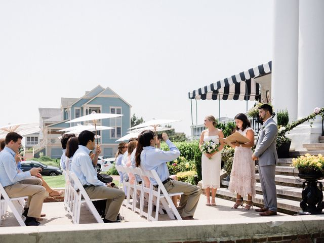 Jason and Shelby's Wedding in Cape May, New Jersey 8