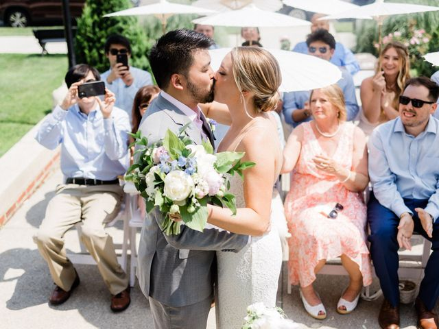 Jason and Shelby's Wedding in Cape May, New Jersey 10
