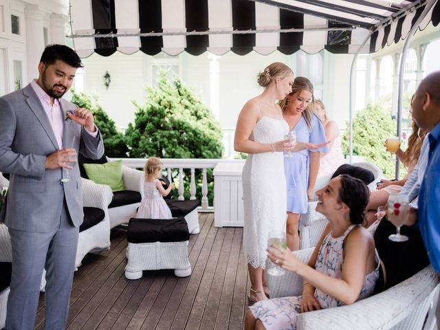 Jason and Shelby's Wedding in Cape May, New Jersey 15
