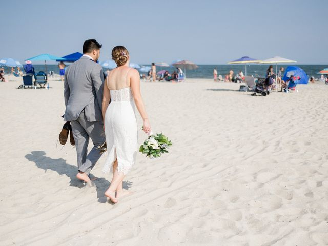 Jason and Shelby's Wedding in Cape May, New Jersey 22