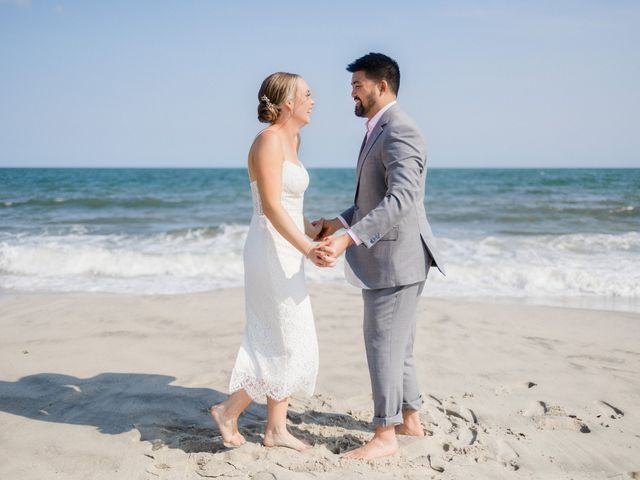 Jason and Shelby's Wedding in Cape May, New Jersey 24