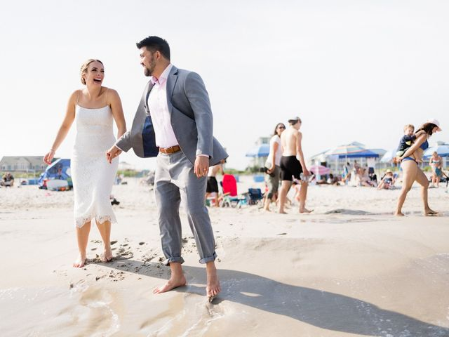 Jason and Shelby's Wedding in Cape May, New Jersey 28