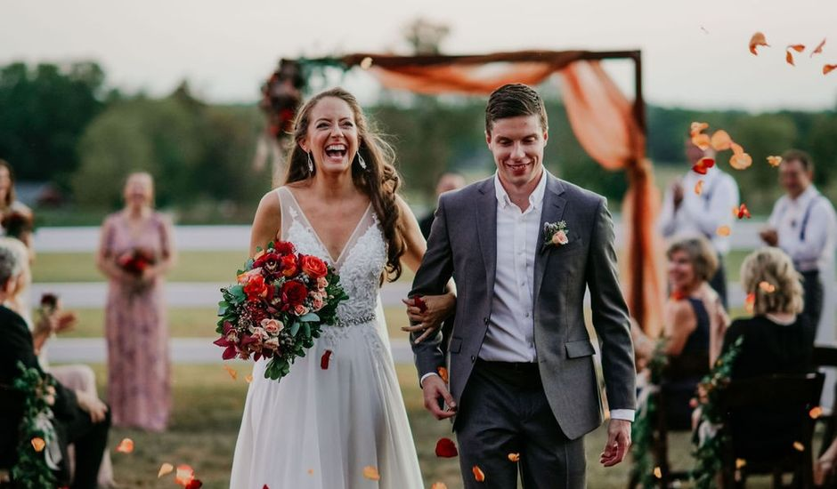 John and Courtney's Wedding in Franklin, Tennessee