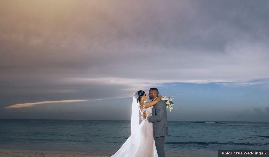 Eddys and Maria's Wedding in Punta Cana, Dominican Republic