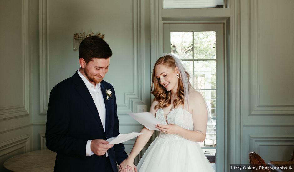 Stephen and Allie's Wedding in Nashville, Tennessee