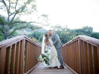 The wedding of Derek and Mackenzie