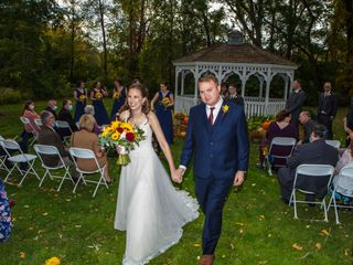 The wedding of Brittany and Trevor 2