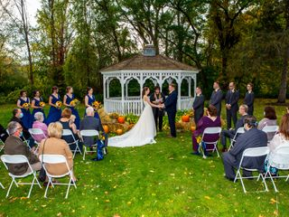 The wedding of Brittany and Trevor 3