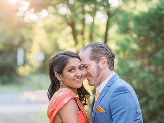 The wedding of Tony and Ruchi 1