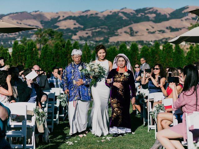Valerie and Trevor's Wedding in San Jose, California 14