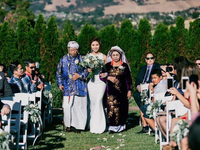 Valerie and Trevor's Wedding in San Jose, California 15