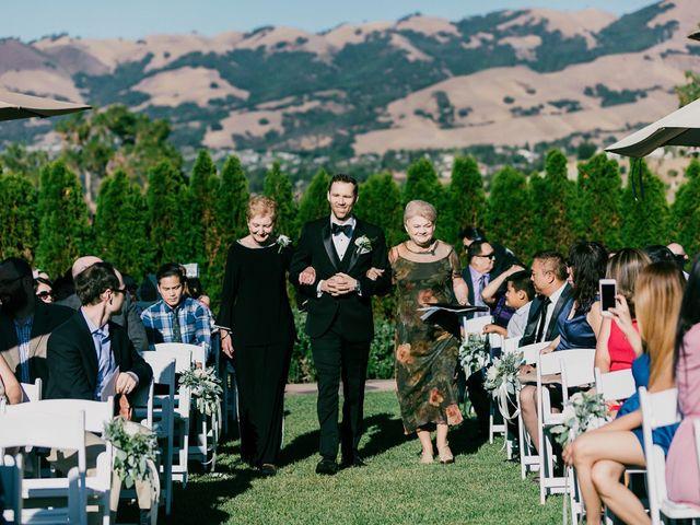Valerie and Trevor's Wedding in San Jose, California 17