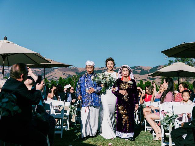 Valerie and Trevor's Wedding in San Jose, California 52