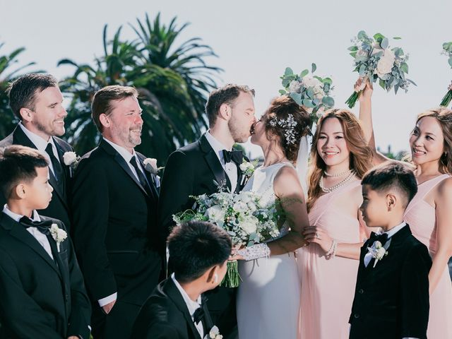 Valerie and Trevor's Wedding in San Jose, California 73
