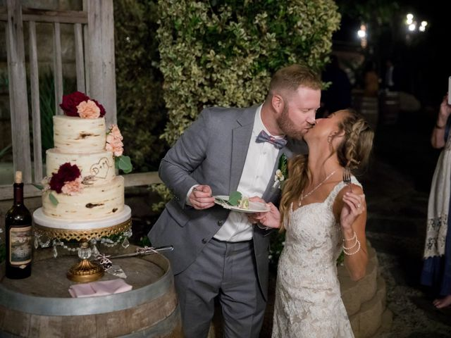 Mackenzie and Derek's Wedding in Temecula, California 3