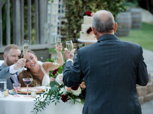 Mackenzie and Derek's Wedding in Temecula, California 9