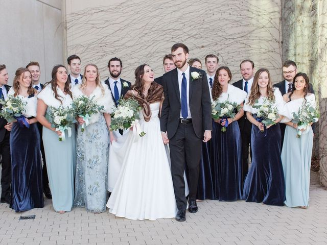 TJ Burnett and Caroline's Wedding in Kansas City, Missouri 28