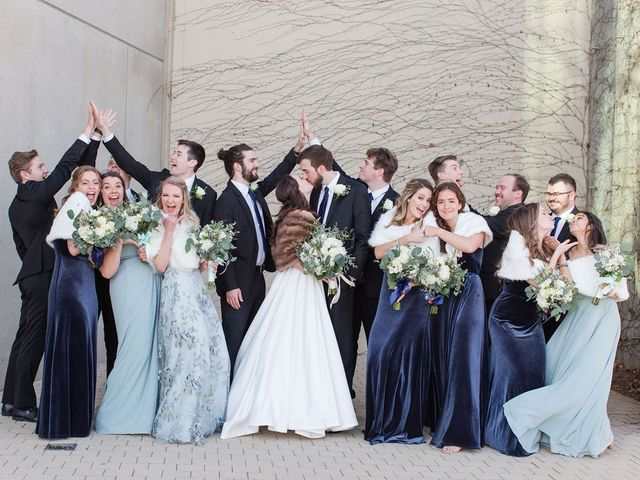 TJ Burnett and Caroline's Wedding in Kansas City, Missouri 29