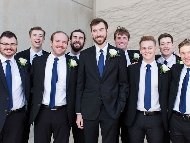 TJ Burnett and Caroline's Wedding in Kansas City, Missouri 31