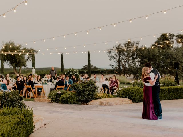 Zach and Kelly's Wedding in Paso Robles, California 4