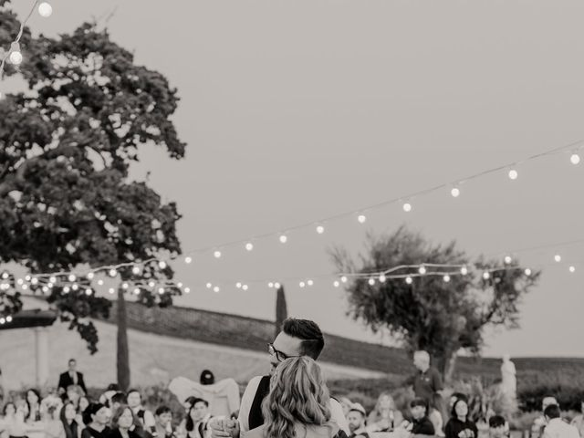 Zach and Kelly's Wedding in Paso Robles, California 5
