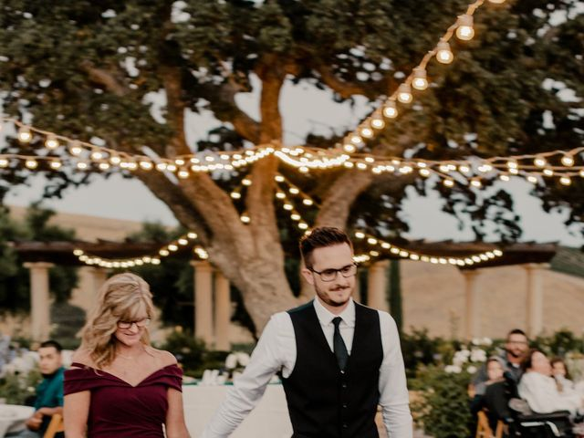 Zach and Kelly's Wedding in Paso Robles, California 6