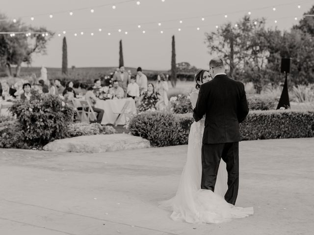 Zach and Kelly's Wedding in Paso Robles, California 9