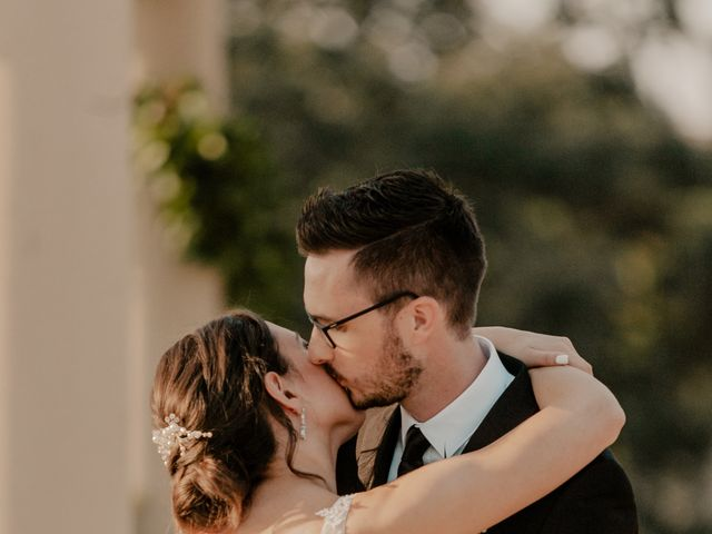 Zach and Kelly's Wedding in Paso Robles, California 10