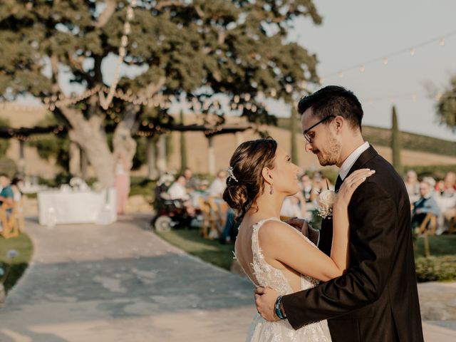Zach and Kelly's Wedding in Paso Robles, California 13