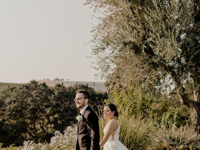 Zach and Kelly's Wedding in Paso Robles, California 17