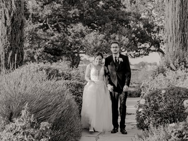 Zach and Kelly's Wedding in Paso Robles, California 19
