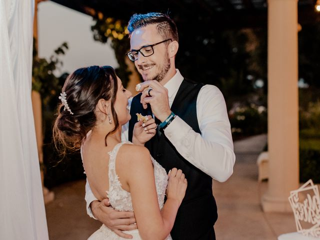 Zach and Kelly's Wedding in Paso Robles, California 21