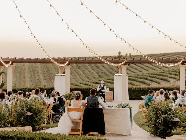 Zach and Kelly's Wedding in Paso Robles, California 26