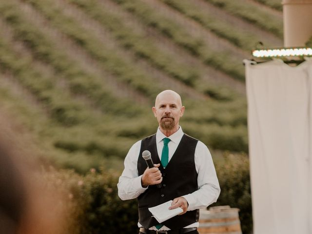 Zach and Kelly's Wedding in Paso Robles, California 27