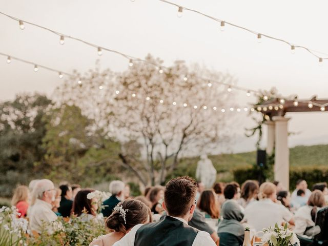 Zach and Kelly's Wedding in Paso Robles, California 30
