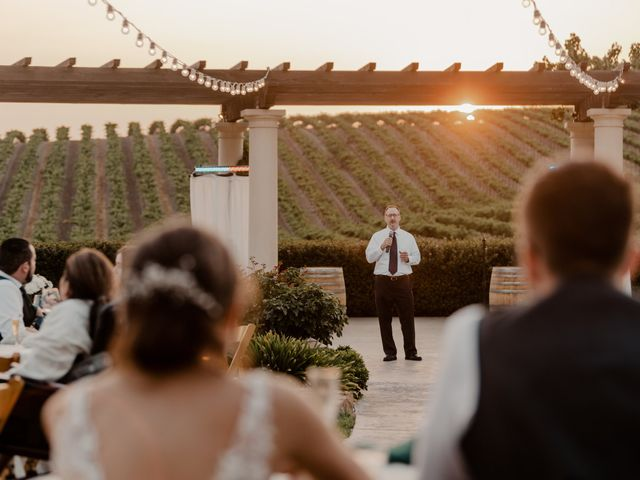 Zach and Kelly's Wedding in Paso Robles, California 39