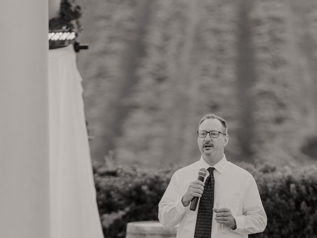 Zach and Kelly's Wedding in Paso Robles, California 40