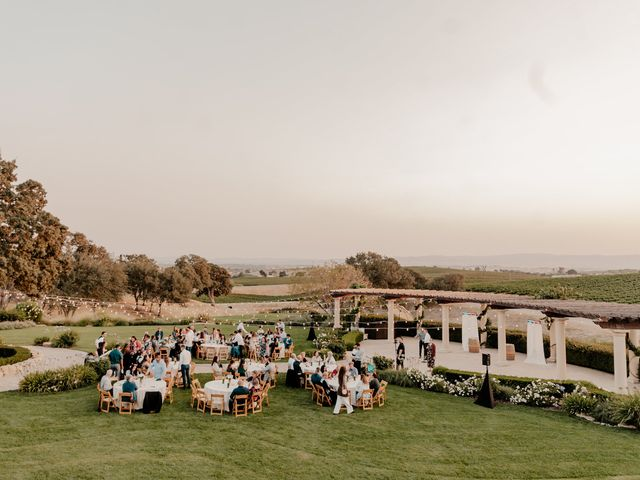 Zach and Kelly's Wedding in Paso Robles, California 42